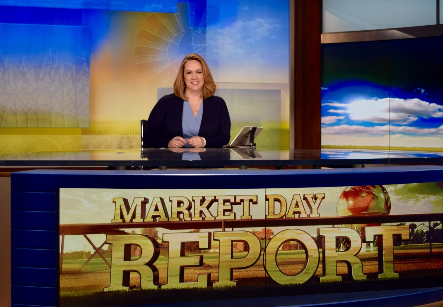 From Washington To RFD TV Anchor Desk In Nashville